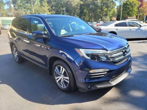 2016 Honda Pilot for sale at GEORGIA AUTO DEALER, LLC in Buford GA