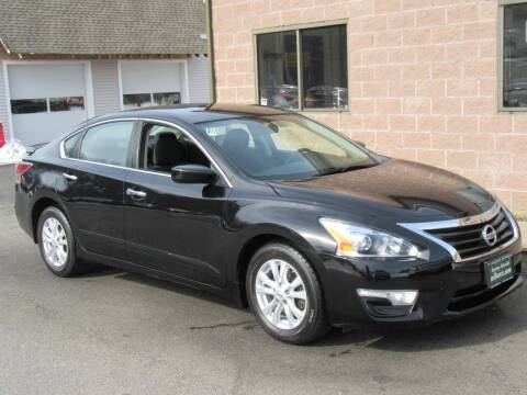 2015 Nissan Altima for sale at Advantage Automobile Investments, Inc in Littleton MA