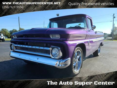 1963 Chevrolet C/K 10 Series for sale at The Auto Super Center in Centre AL