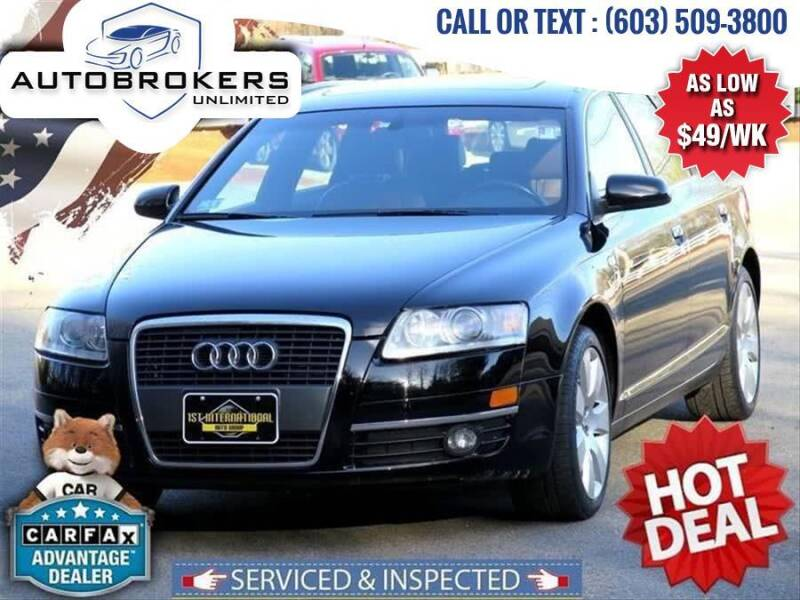 2006 Audi Allroad for sale at Auto Brokers Unlimited in Derry NH