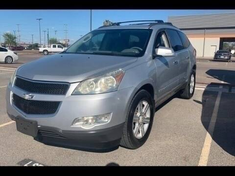 2009 Chevrolet Traverse for sale at FREDY KIA USED CARS in Houston TX