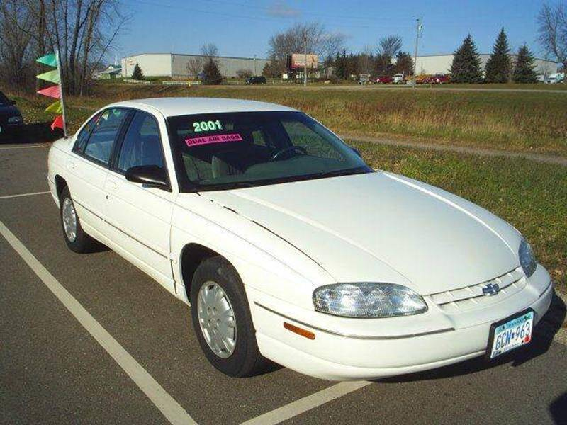 2001 Chevrolet Lumina for sale in Hutchinson, MN