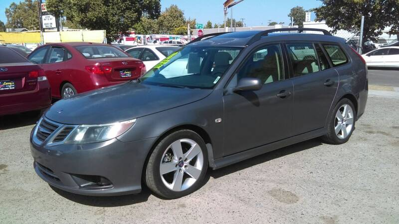 2008 Saab 9-3 for sale at Larry's Auto Sales Inc. in Fresno CA
