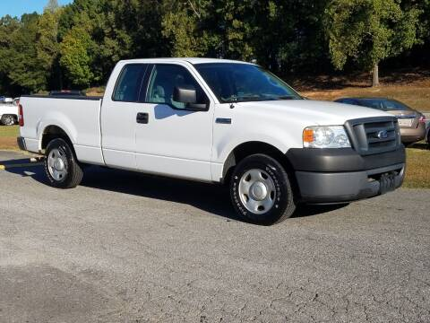 2006 Ford F-150 for sale at JR's Auto Sales Inc. in Shelby NC