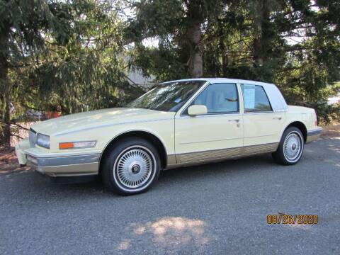 1987 Cadillac Seville for sale at B & C Northwest Auto Sales in Olympia WA