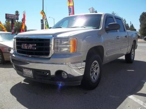 2007 GMC Sierra 1500 for sale at Top Notch Auto Sales in San Jose CA
