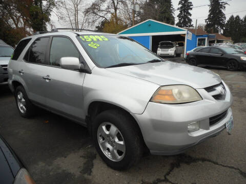 2005 Acura MDX for sale at Lino's Autos Inc in Vancouver WA