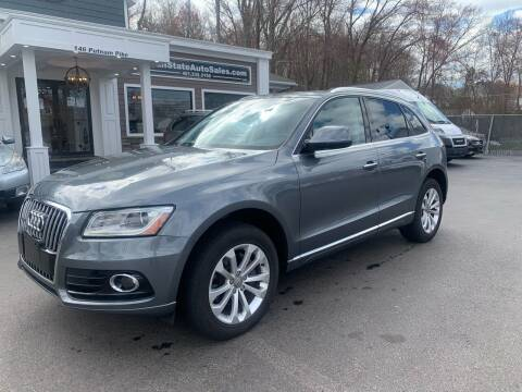 2016 Audi Q5 for sale at Ocean State Auto Sales in Johnston RI