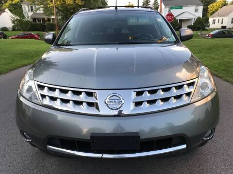 2007 Nissan Murano for sale at Via Roma Auto Sales in Columbus OH