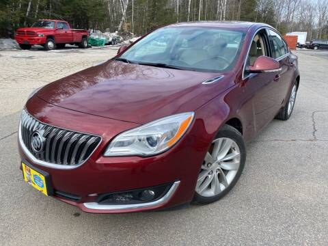 2017 Buick Regal for sale at Granite Auto Sales in Spofford NH