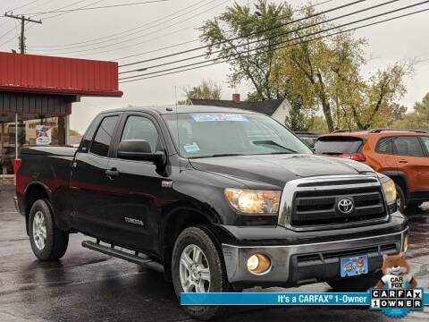 2010 Toyota Tundra for sale at Bob Walters Linton Motors in Linton IN