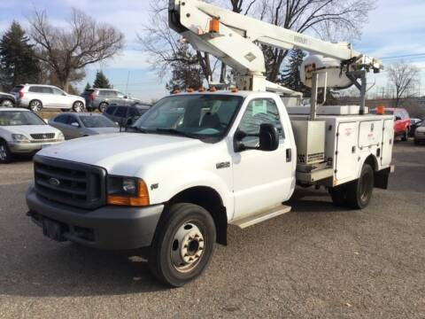 2000 Ford F-450 Super Duty for sale at Sparkle Auto Sales in Maplewood MN