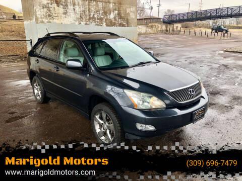 2004 Lexus RX 330 for sale at Marigold Motors, LLC in Pekin IL