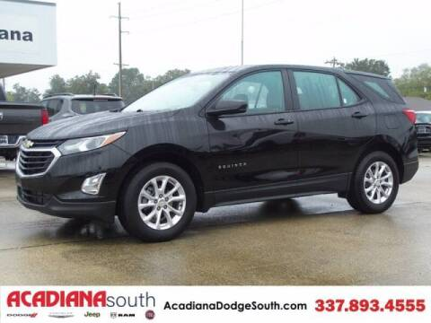2020 Chevrolet Equinox for sale at Acadiana Automotive Group - Acadiana Dodge Chrysler Jeep Ram Fiat South in Abbeville LA