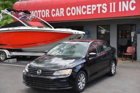 2015 Volkswagen Jetta for sale at Motor Car Concepts II - Apopka Location in Apopka FL