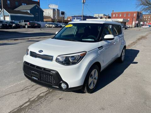 2015 Kia Soul for sale at Midtown Autoworld LLC in Herkimer NY