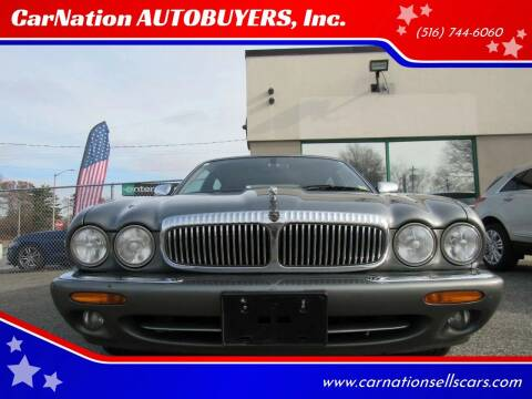 2003 Jaguar XJ-Series for sale at CarNation AUTOBUYERS, Inc. in Rockville Centre NY