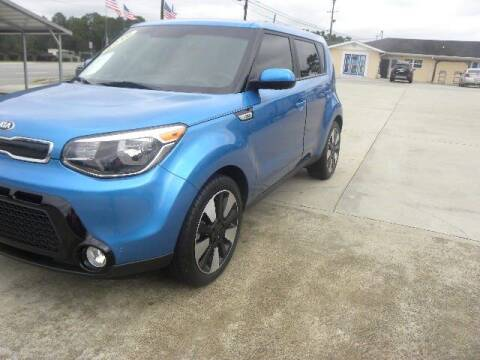 2016 Kia Soul for sale at VANN'S AUTO MART in Jesup GA