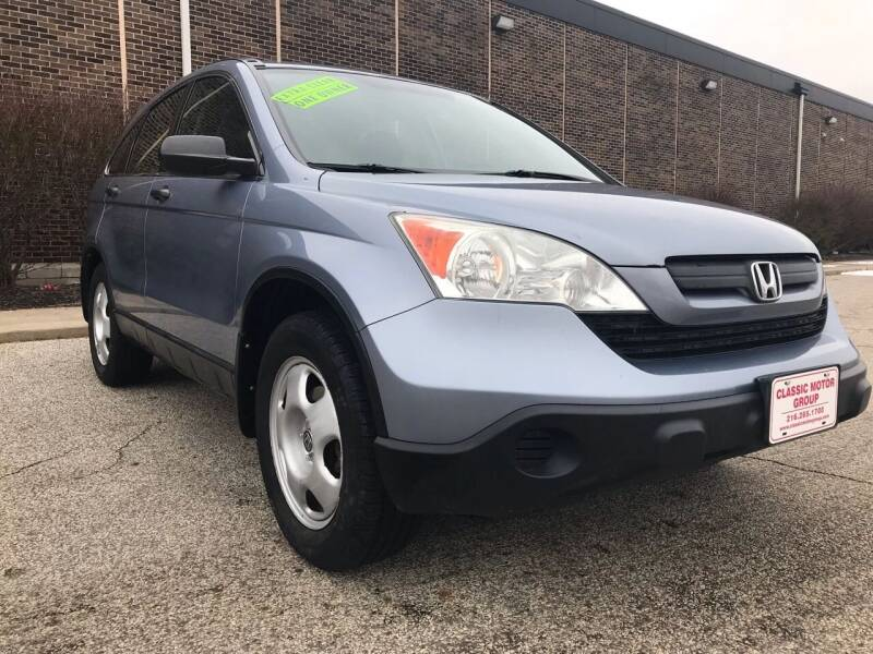 2007 Honda CR-V for sale at Classic Motor Group in Cleveland OH