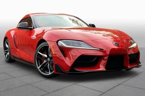 2020 Toyota GR Supra for sale at CU Carfinders in Norcross GA