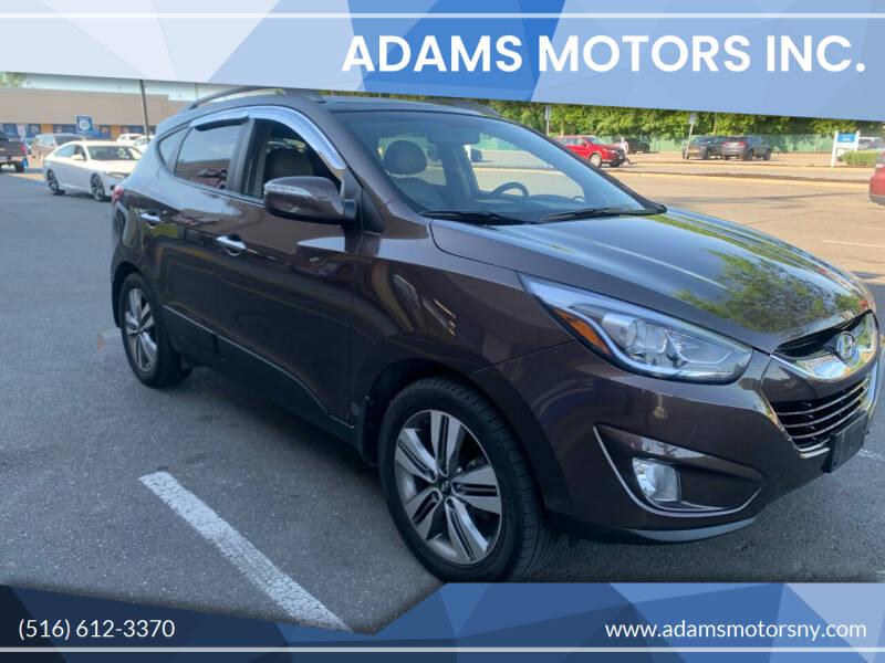 2014 Hyundai Tucson for sale at Adams Motors INC. in Inwood NY