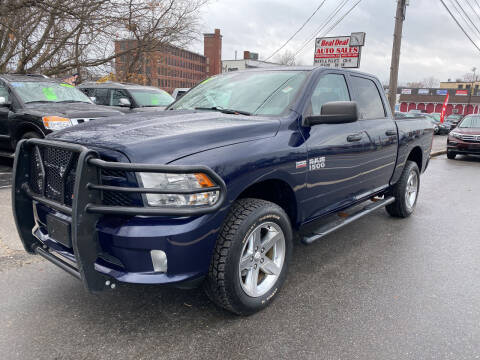 2014 RAM Ram Pickup 1500 for sale at Real Deal Auto Sales in Manchester NH