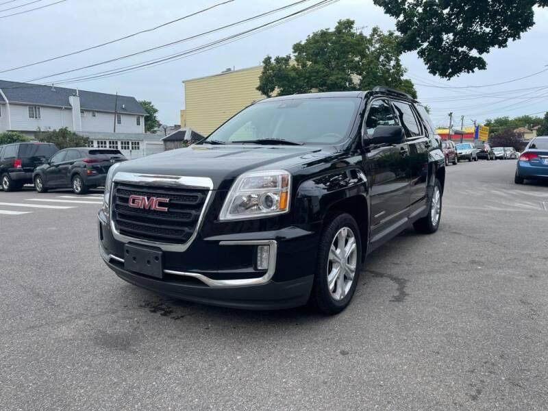 2017 GMC Terrain for sale at Kapos Auto, Inc. in Ridgewood NY