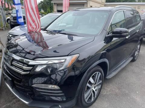 2016 Honda Pilot for sale at Car VIP Auto Sales in Danbury CT