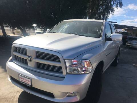 2012 RAM Ram Pickup 1500 for sale at Salas Auto Group in Indio CA