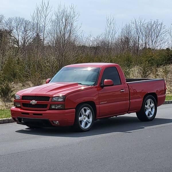 2003 Chevrolet Silverado 1500 for sale at R & R AUTO SALES in Poughkeepsie NY