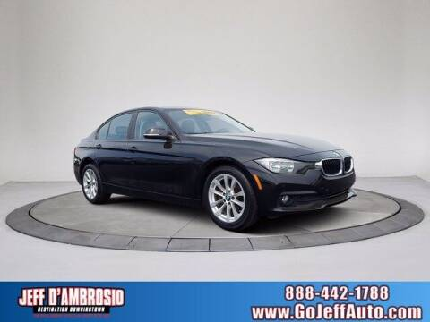 2017 BMW 3 Series for sale at Jeff D'Ambrosio Auto Group in Downingtown PA