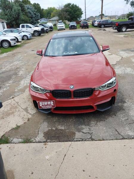 2016 BMW 3 Series for sale at Buena Vista Auto Sales in Storm Lake IA