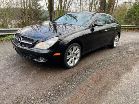 2008 Mercedes-Benz CLS for sale at Maharaja Motors in Seattle WA