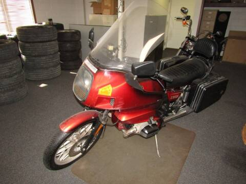 1981 BMW R100RT for sale at Scott Spady Motor Sales LLC in Hastings NE