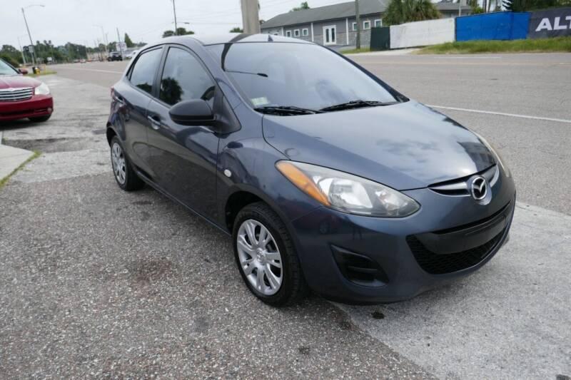 2011 Mazda MAZDA2 for sale at J Linn Motors in Clearwater FL