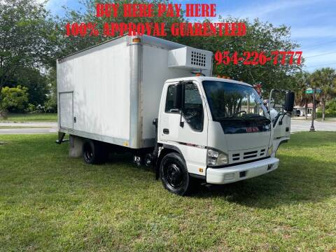 2007 GMC W4500 for sale at Transcontinental Car USA Corp in Fort Lauderdale FL