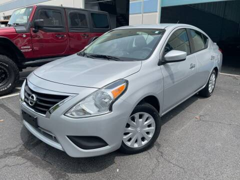 2019 Nissan Versa for sale at Best Auto Group in Chantilly VA