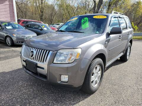 2009 Mercury Mariner for sale at Hwy 13 Motors in Wisconsin Dells WI