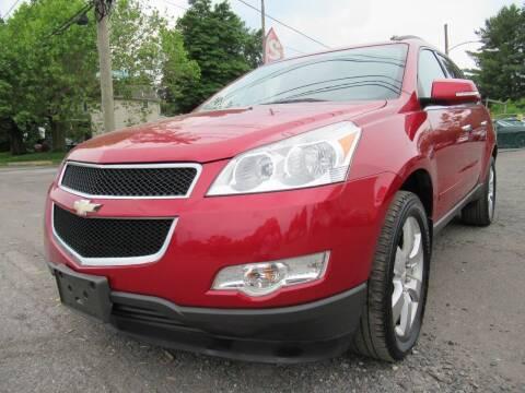 2012 Chevrolet Traverse for sale at PRESTIGE IMPORT AUTO SALES in Morrisville PA