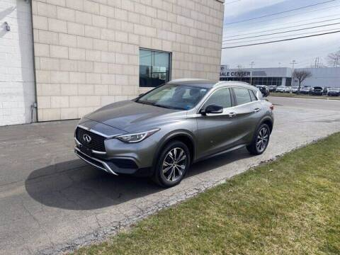 2018 Infiniti QX30 for sale at Cappellino Cadillac in Williamsville NY