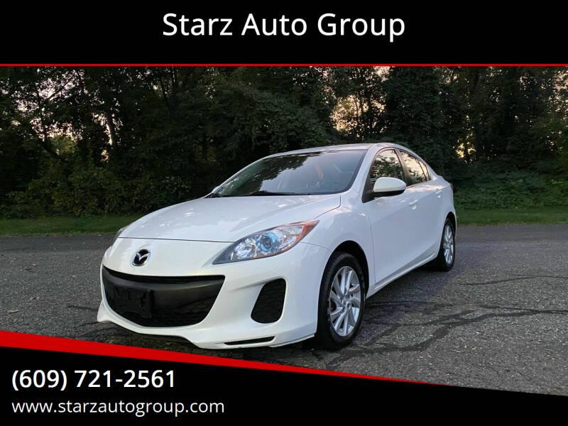 2012 Mazda MAZDA3 for sale at Starz Auto Group in Delran NJ