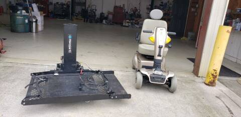 Legend Motorized Scooter for sale at 220 Auto Sales LLC in Madison NC
