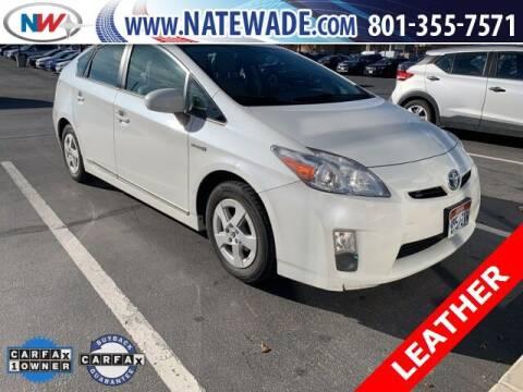2011 Toyota Prius for sale at NATE WADE SUBARU in Salt Lake City UT