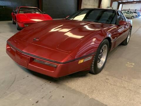 1987 Chevrolet Corvette for sale at Sarasota Car Sales in Sarasota FL