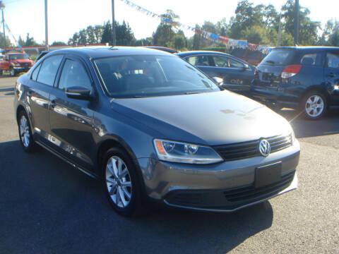 2012 Volkswagen Jetta for sale at Sound Auto Land LLC in Auburn WA