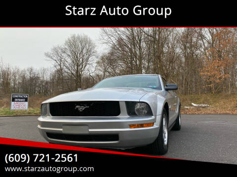 2009 Ford Mustang for sale at Starz Auto Group in Delran NJ