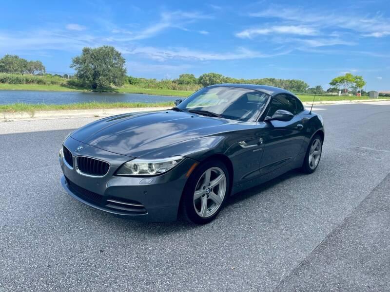 2014 BMW Z4 for sale in Lake Park, FL