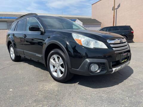 2014 Subaru Outback for sale at Cars 2 Go in Clovis CA