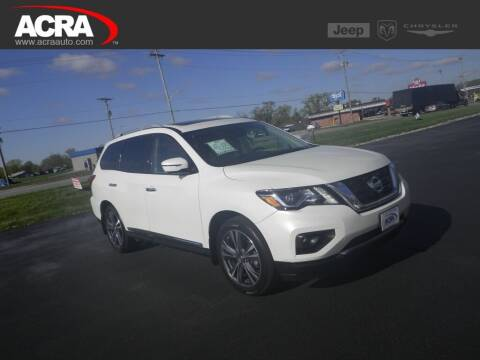 2019 Nissan Pathfinder for sale at BuyRight Auto in Greensburg IN