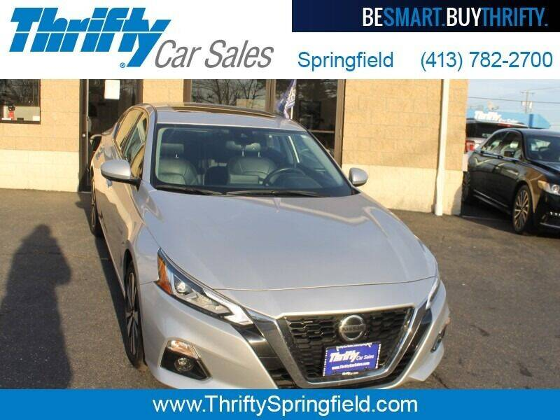 2019 Nissan Altima for sale at Thrifty Car Sales Springfield in Springfield MA